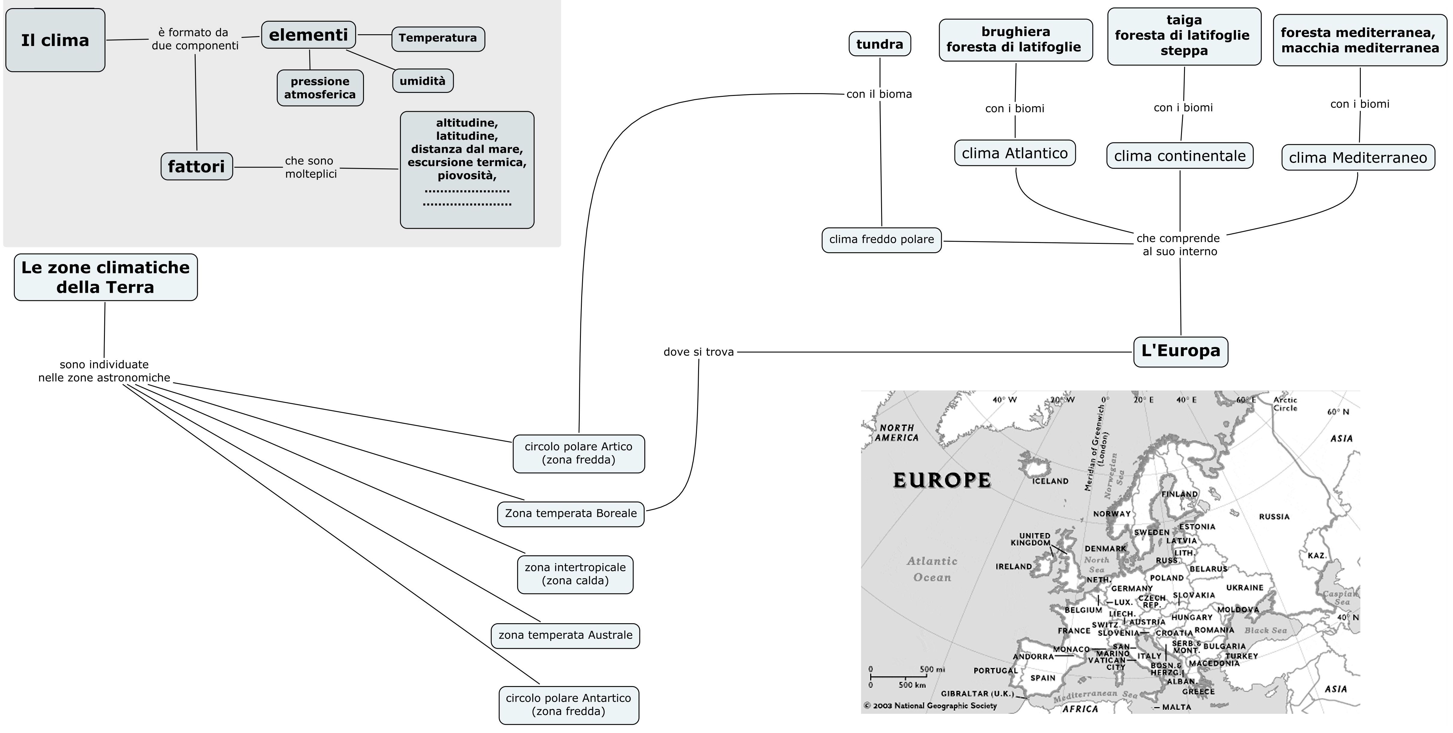 Cartina Muta Europa Centrale.Maldestro Veloce Esso Carta Muta D Europa Fasce Climatiche Arrabbiato Combattere India